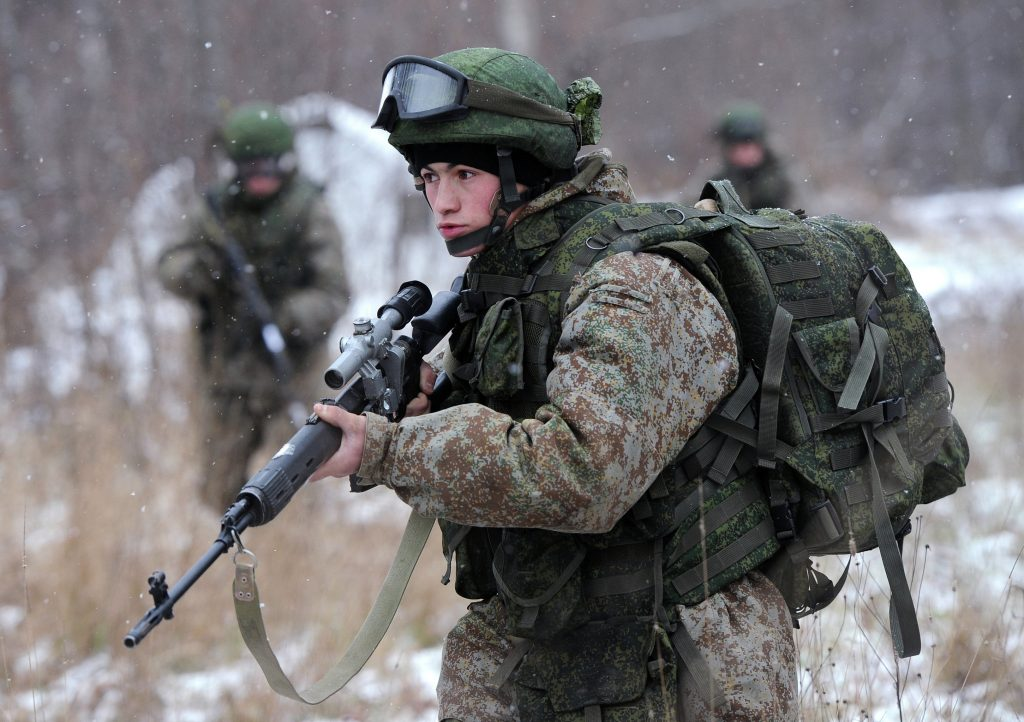 modern russian military uniforms - 1000×705